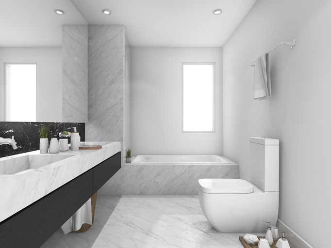 Granite Bathrooms Sutton